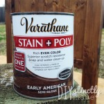 stain and polish